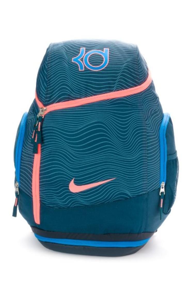 d93908bdfd10 NIKE KD MAX AIR KEVIN DURANT Basketball Backpack Bookbag BA4853-448 ...