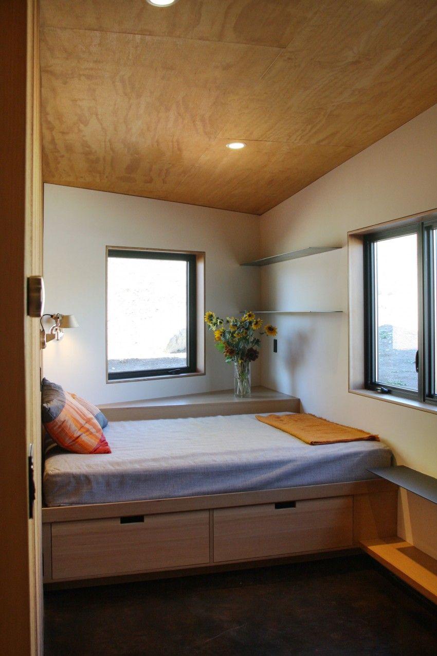 Innenarchitektur für wohnzimmer für kleines haus new caelifera by johnston architects  zukünftige projekte