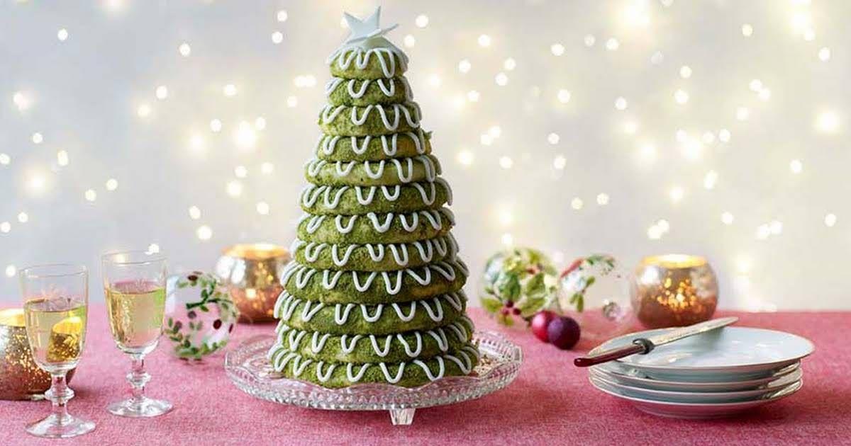 Paul Hollywood's Christmas Kransekake Recipe   Yummly ...