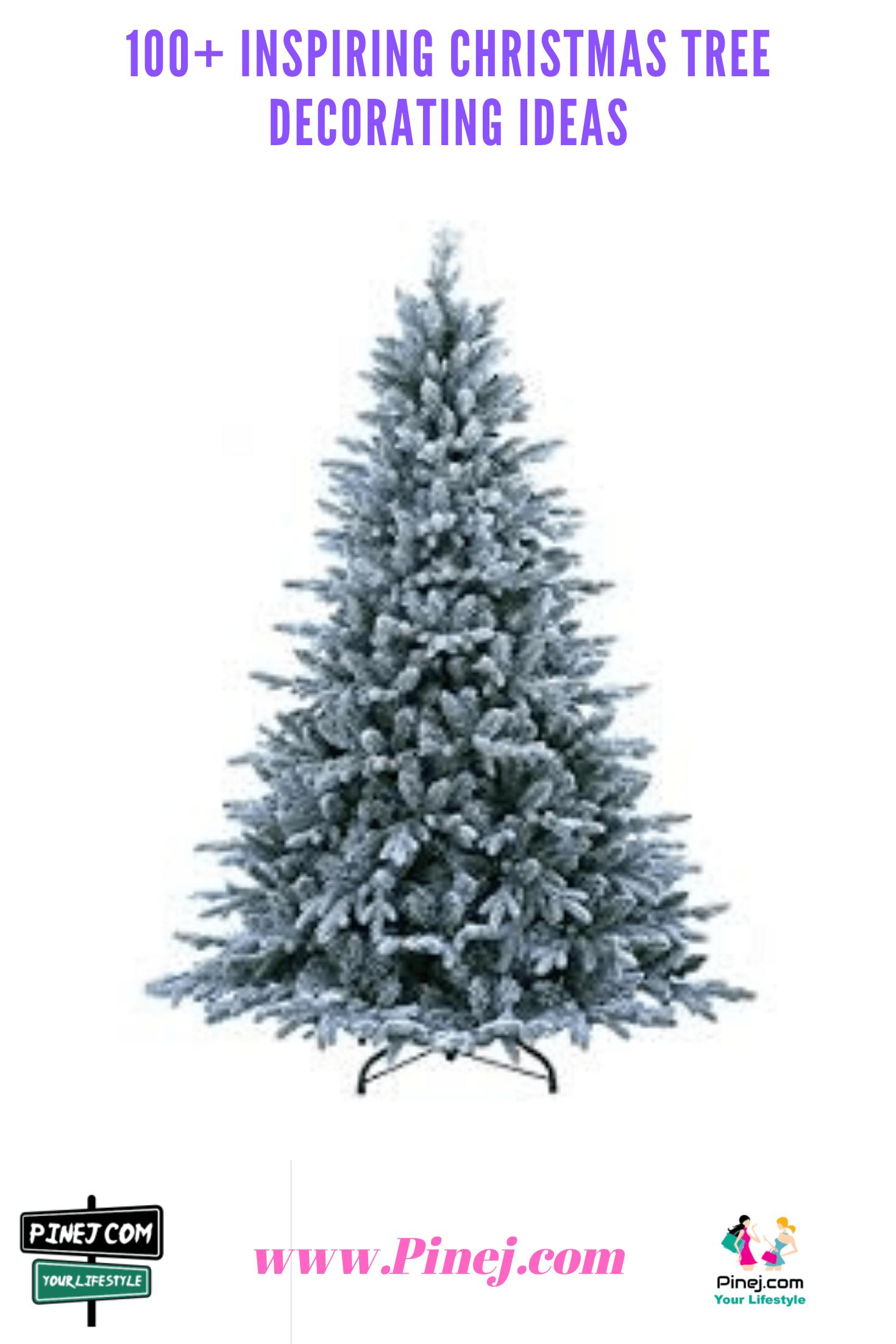 100 Inspiring Christmas Tree Decorating Ideas Christmas Tree Decorations Christmas Tree Prices Tree Decorations