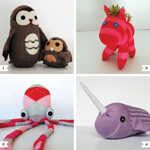 Sock Animals -