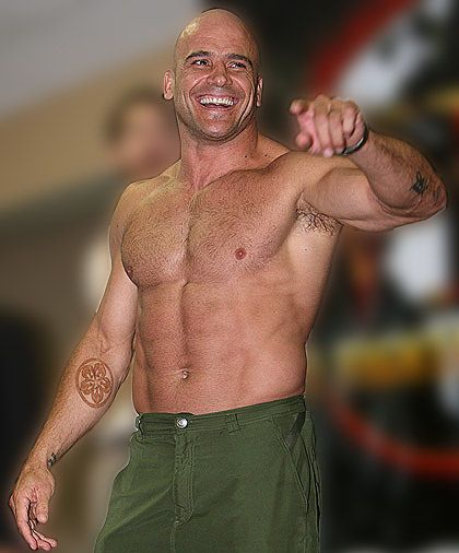 Bas Rutten randy couture