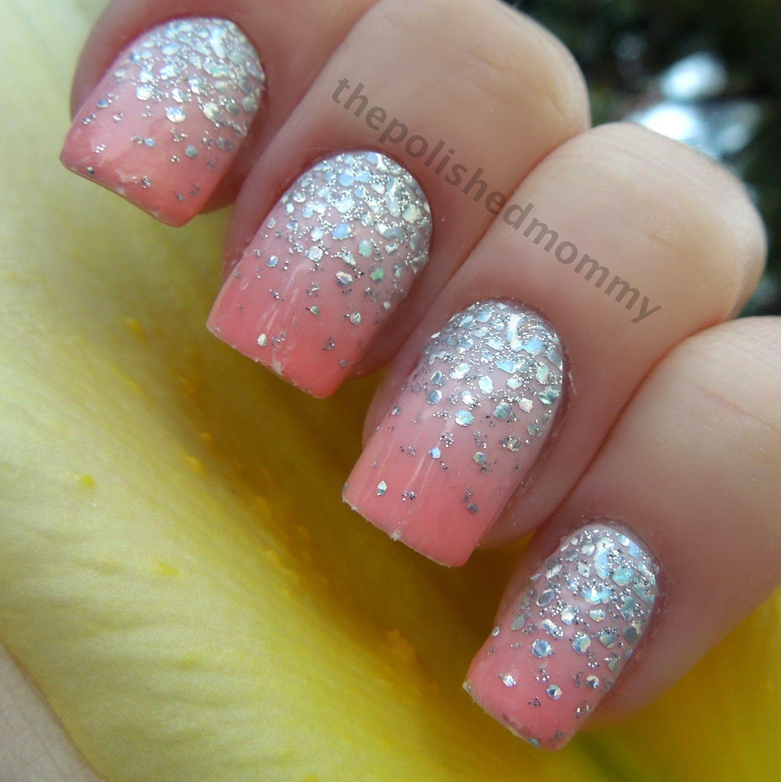 Dripping in Diamonds for My Birthday | Prom nails, Birthday nails ...