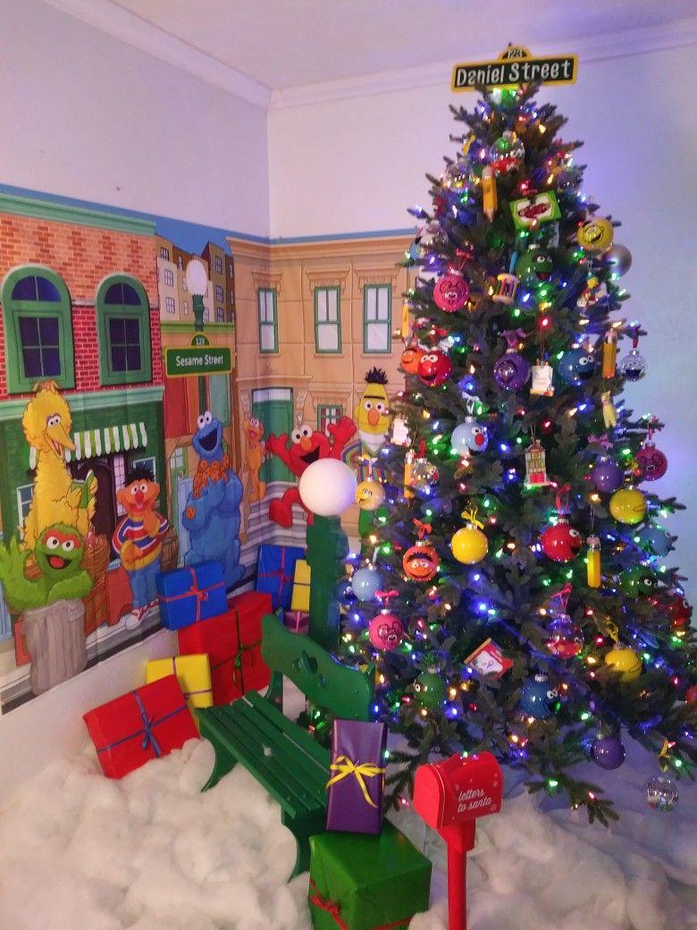 43+ Sesame street christmas tree trends