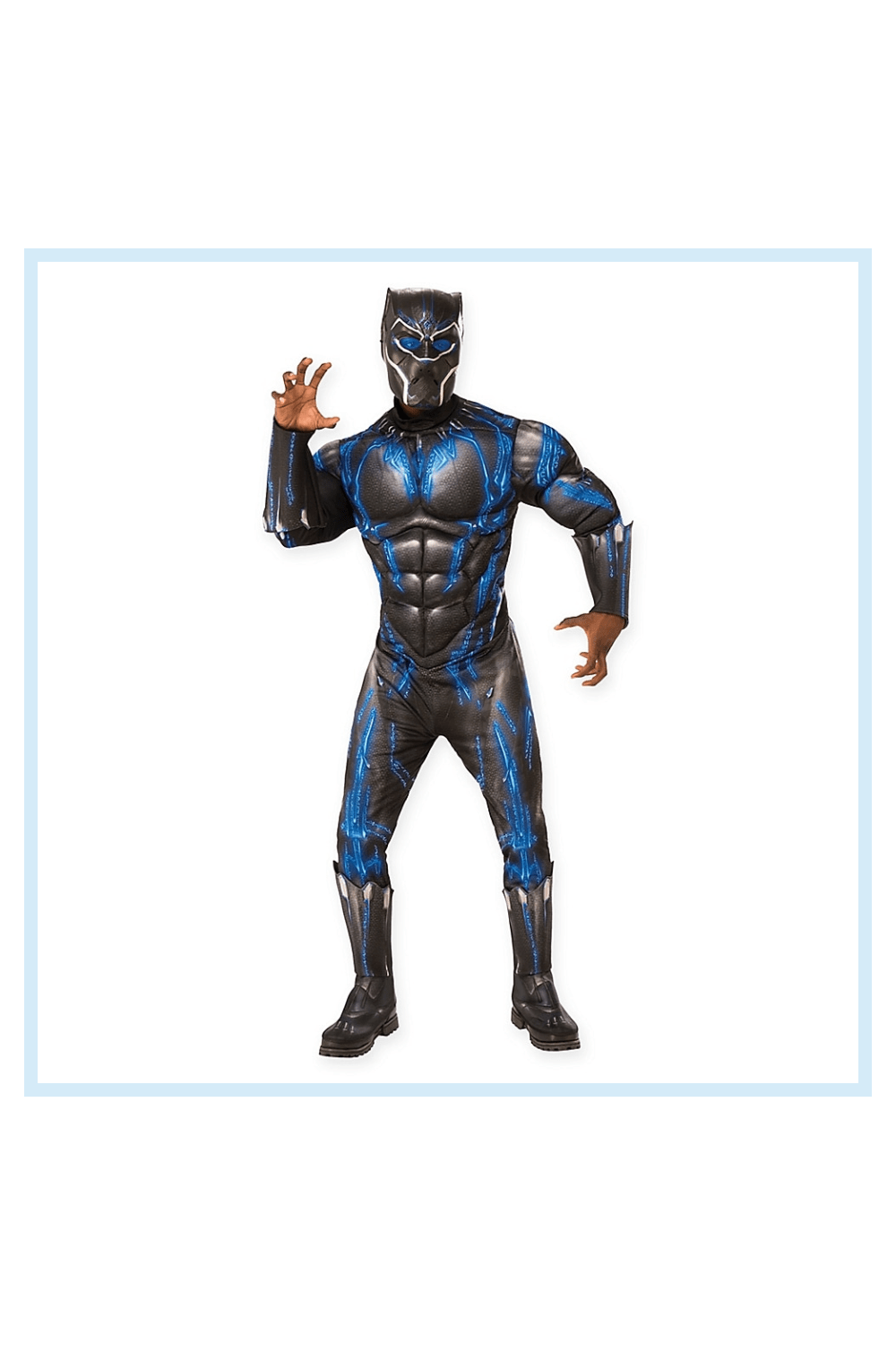 Marvel Black Panther Movie 3 Piece Multicolor Black Panther Battle Costume Bed Bath And Beyond Canada Black Panther Costume Black Panther Marvel Black Panther Halloween Costume