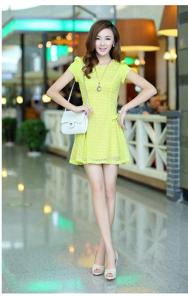 [PM-362-4442] Woman Sexy Elegant Korean Stylish Dress