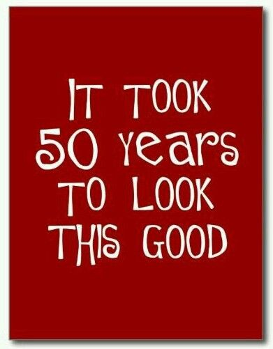 50 YEARS 50th Pinterest 50th