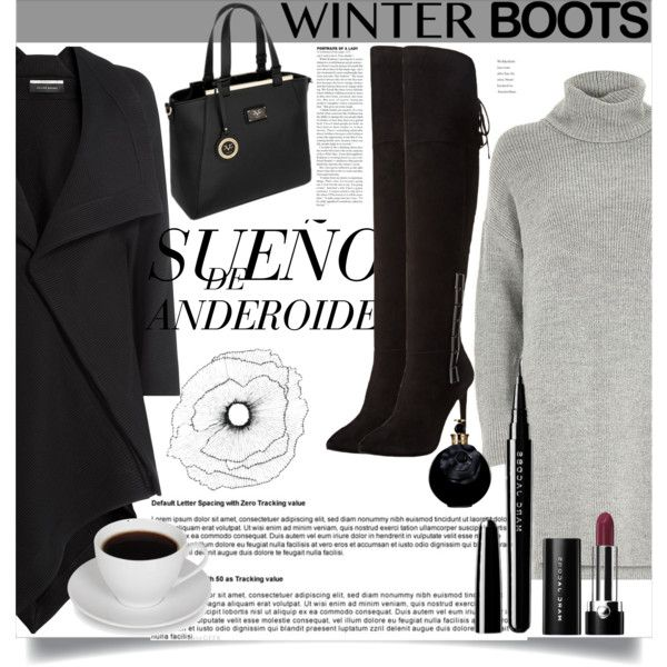 #445 by lizzie-spence on Polyvore featuring moda, River Island, Roland Mouret, Dolce Vita, Valentino, Home Decorators Collection, women's clothing, women's fashion, women and female