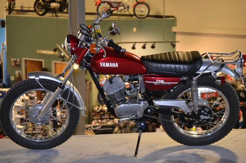 Check out this 1972 Yamaha DT175 listing in Omaha, NE 68116 on