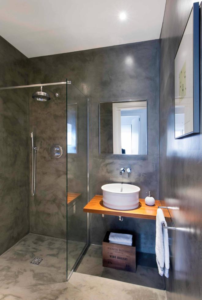 Una de las mayores tendencias de dise o en los cuartos de ba o es el uso del color gris en las - Lo ultimo en cuartos de bano ...