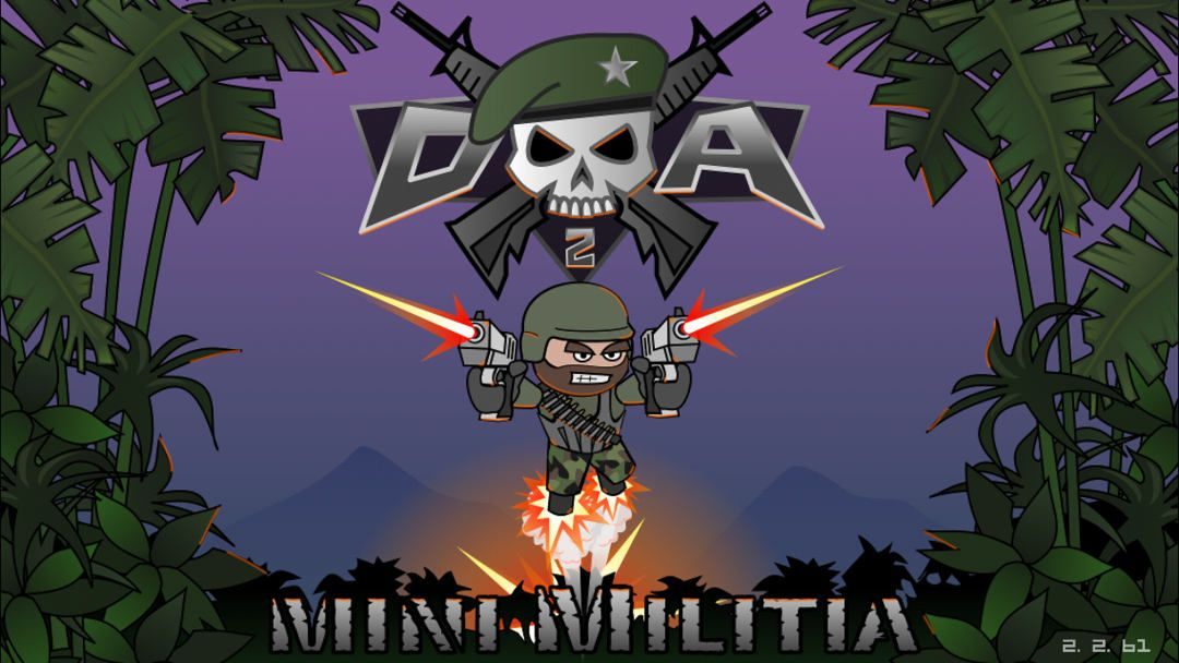 Doodle Army 2 Mini Militia review exposed!here is what you must know