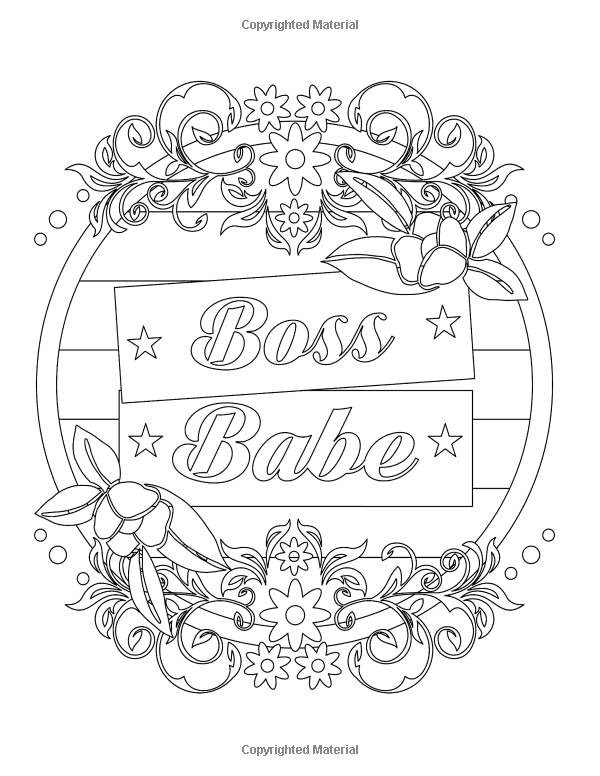 Pin On Words Quotes Coloring Pages