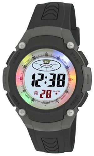 30m Water-proof Digital Boys Girls Sport Watch Wrist Watches - List price: $22.09 Price: $13.09 Saving: $9.00 (41%)