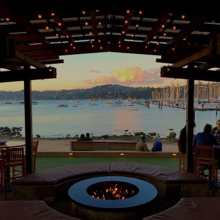 The Best Al Fresco Restaurants In America Sausalito Marin County