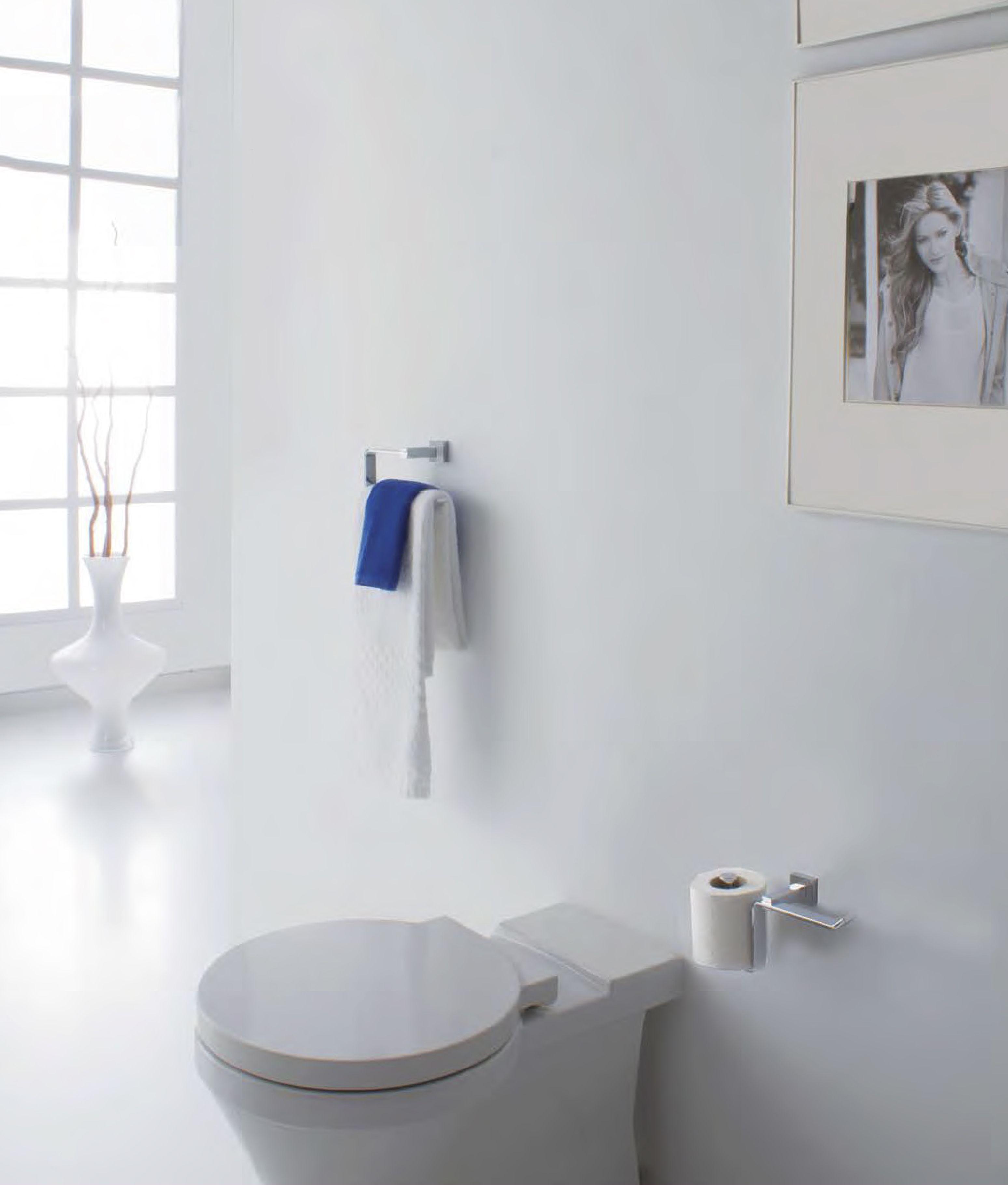 accesorio de baño en vanguardia