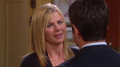 Sami and EJ realize that there is finally NOTHING keeping them from being together! #EJami #DAYS