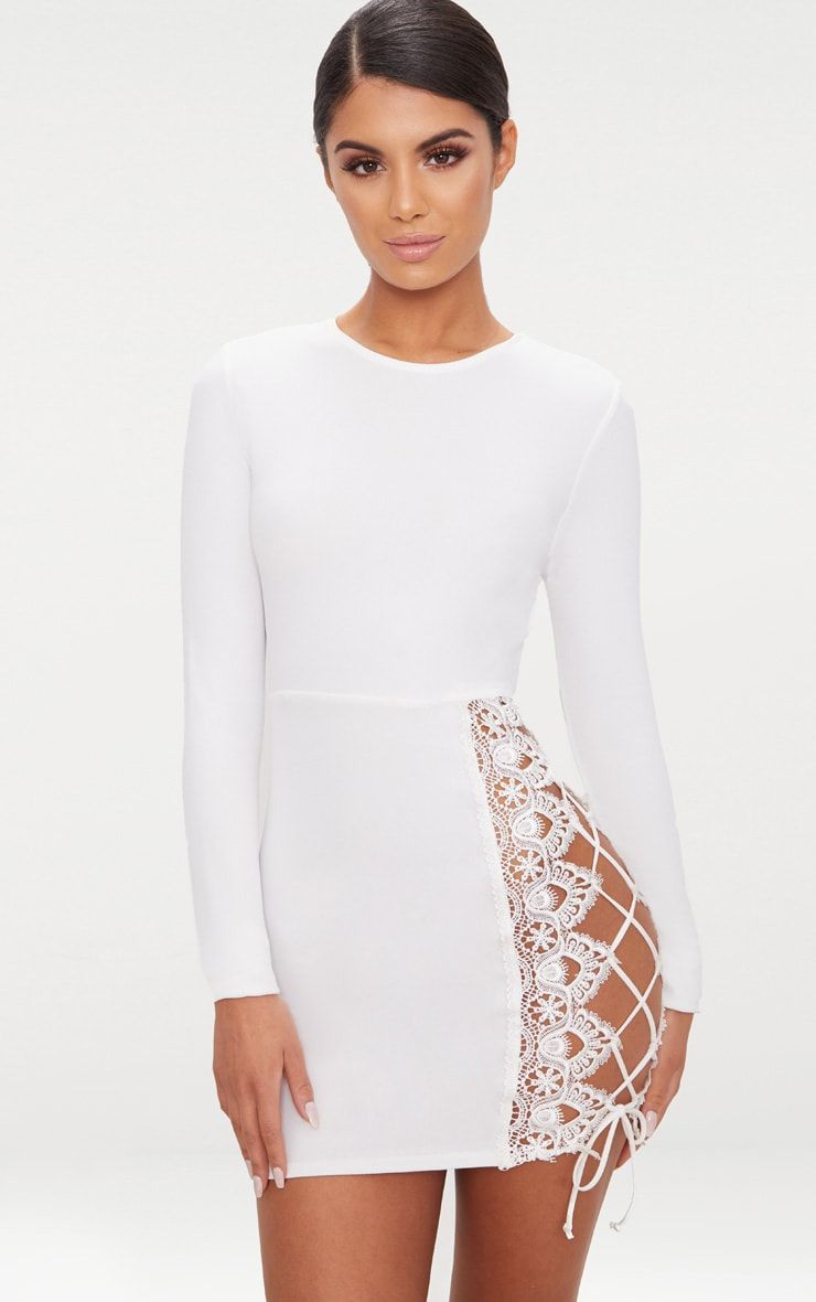 What Is A Bodycon Dress Up Game Glassboro How To Wear A Bodycon Or Bandage Long Sleeve Bodycon Dress White Long Sleeve Dress Bodycon Long Sleeve Bodycon [ 1180 x 740 Pixel ]
