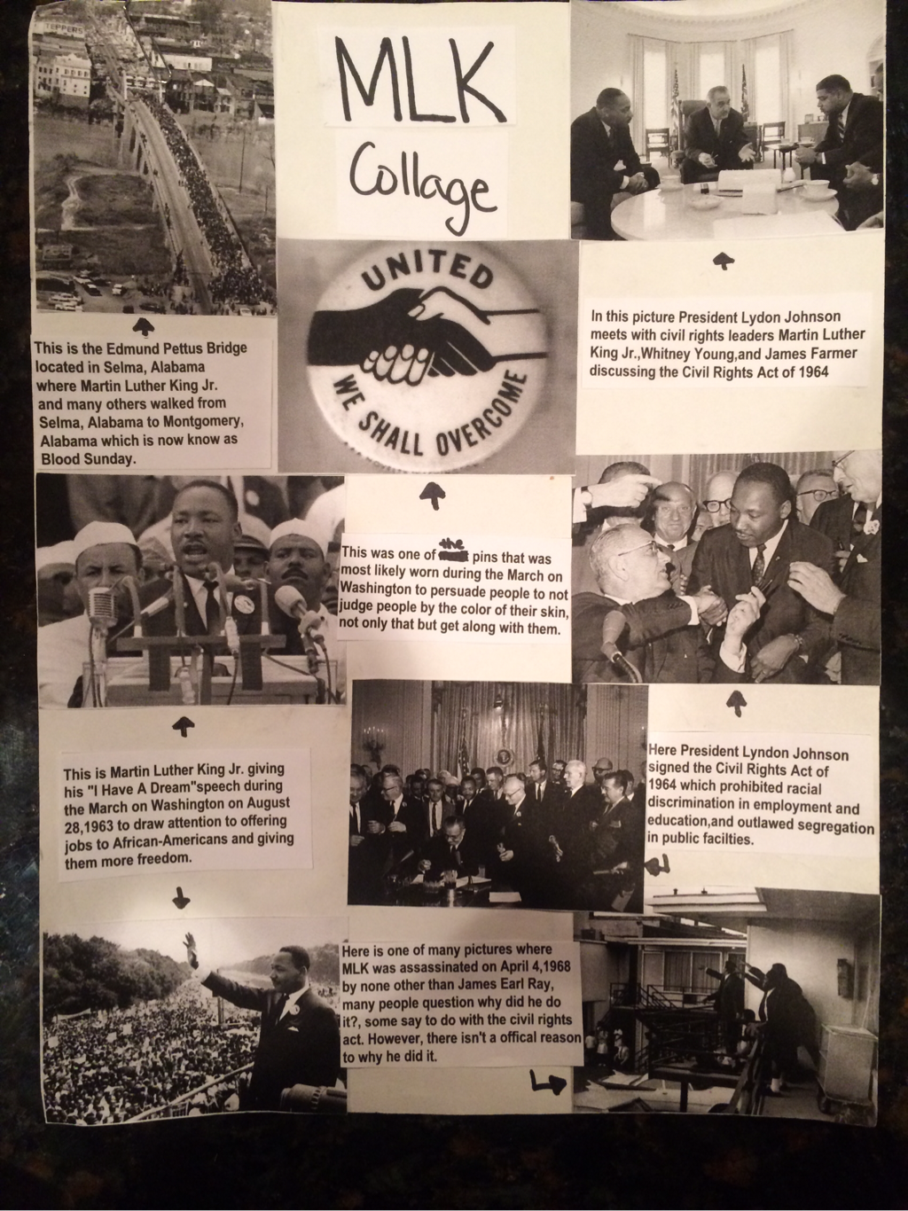 Collage Of Pictures Students Will Research Read A Topic