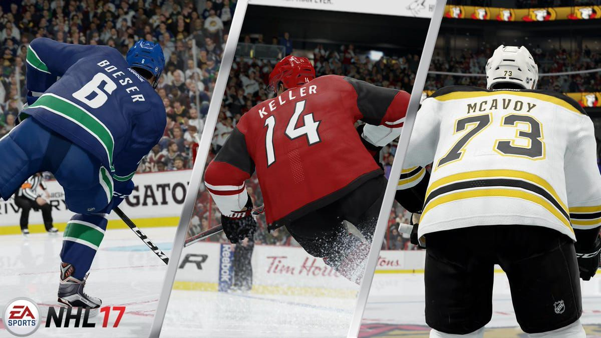NHL 17 Roster Update Now Available Nhl, Sports, Fashion