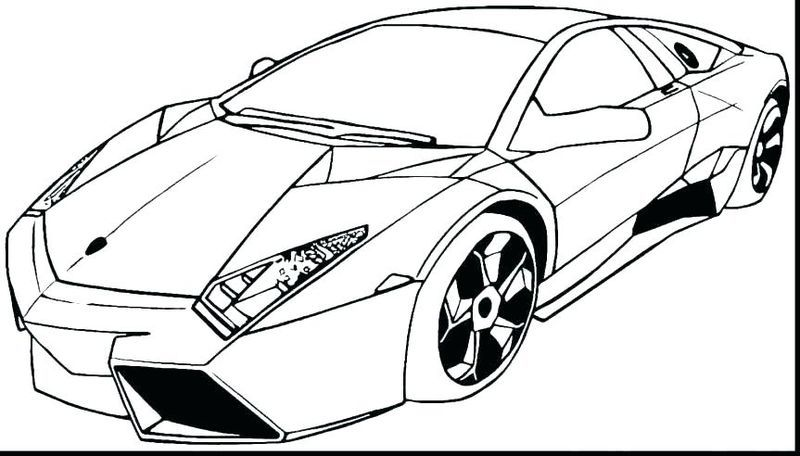 Printable Coloring Car Pages In 2020 Cars Coloring Pages Race Car Coloring Pages Sports Coloring Pages
