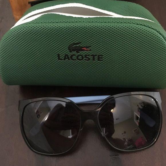 Lacoste sunglasses Lacoste sunglasses. Light blue sides Accessories Sunglasses