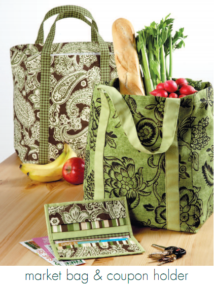 Market Bag & Coupon Holder Patterns | Pinterest | Coupon holder ...