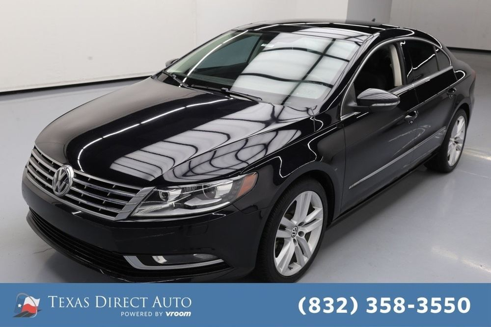 For Sale 2013 Volkswagen CC Lux Texas Direct Auto 2013