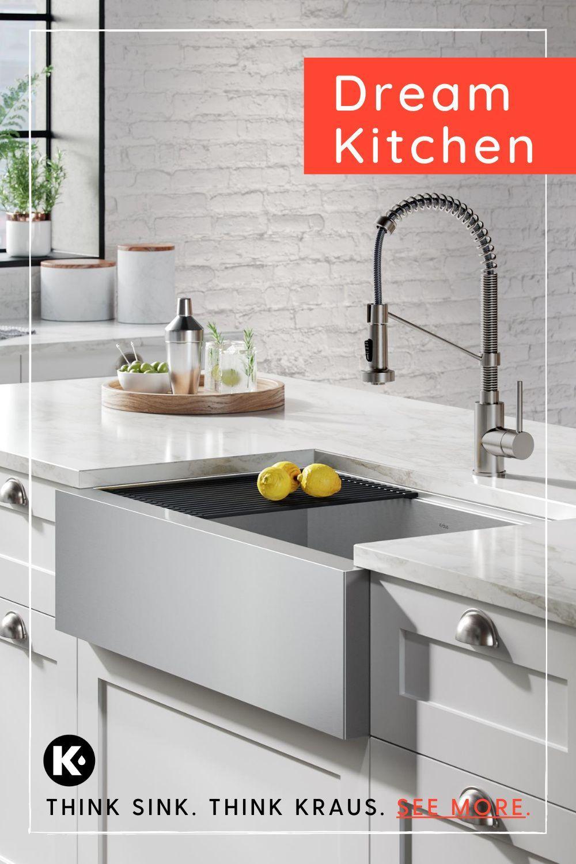 7 Great Kitchen Gifts For Father S Day Kraus Usa Minimalist Kitchen Design Kitchen Upgrades Kitchen