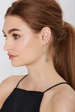Disc Taker Earrings | Shop Accessories at Nasty Gal!