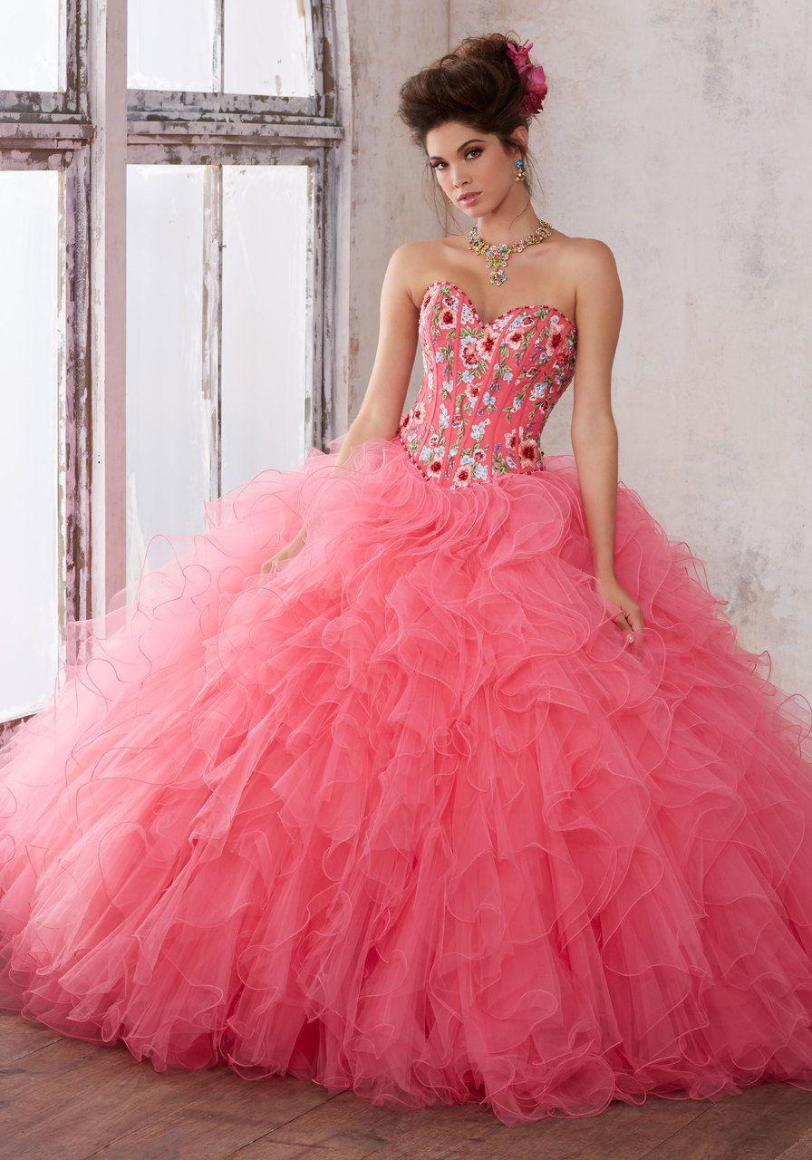 e6068e3135b Quinceañera Collection Vizcaya Style  89121 Mori Lee Quinceanera Dresses