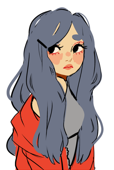 glumish :( (With images) | Cute art styles, Character art ...