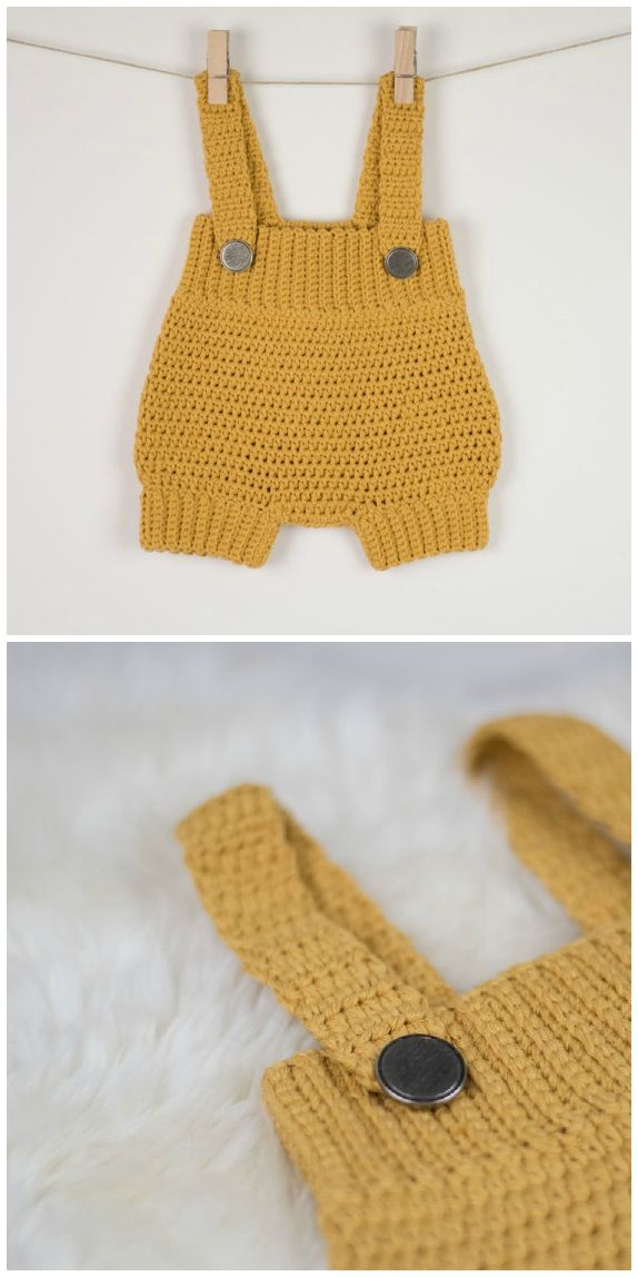 Photo of Crochet Baby Romper Pattern Ideas | The WHOot