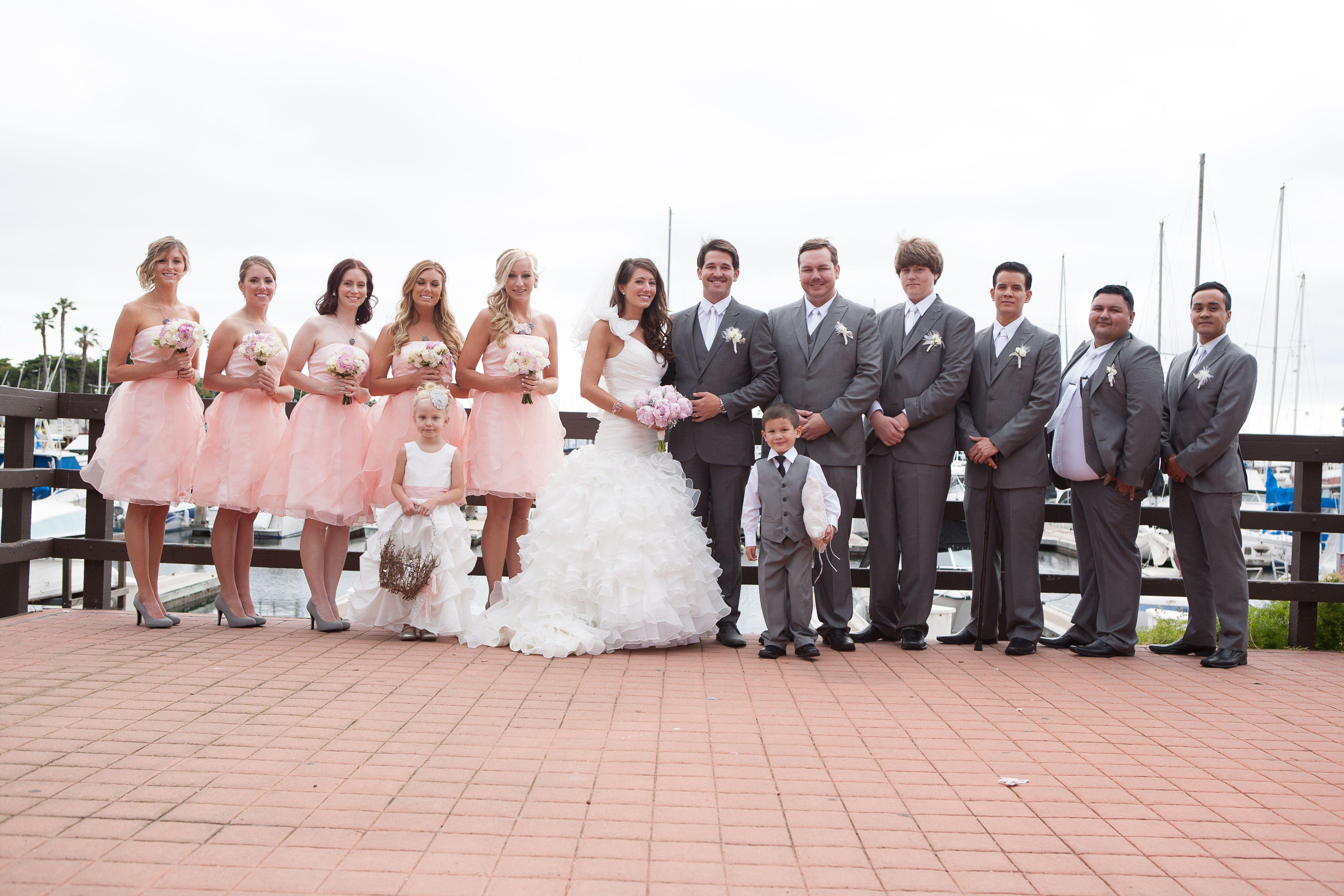 Blush, Ivory, Gray. Shabby chic wedding | 6-3-12 | Chic ...