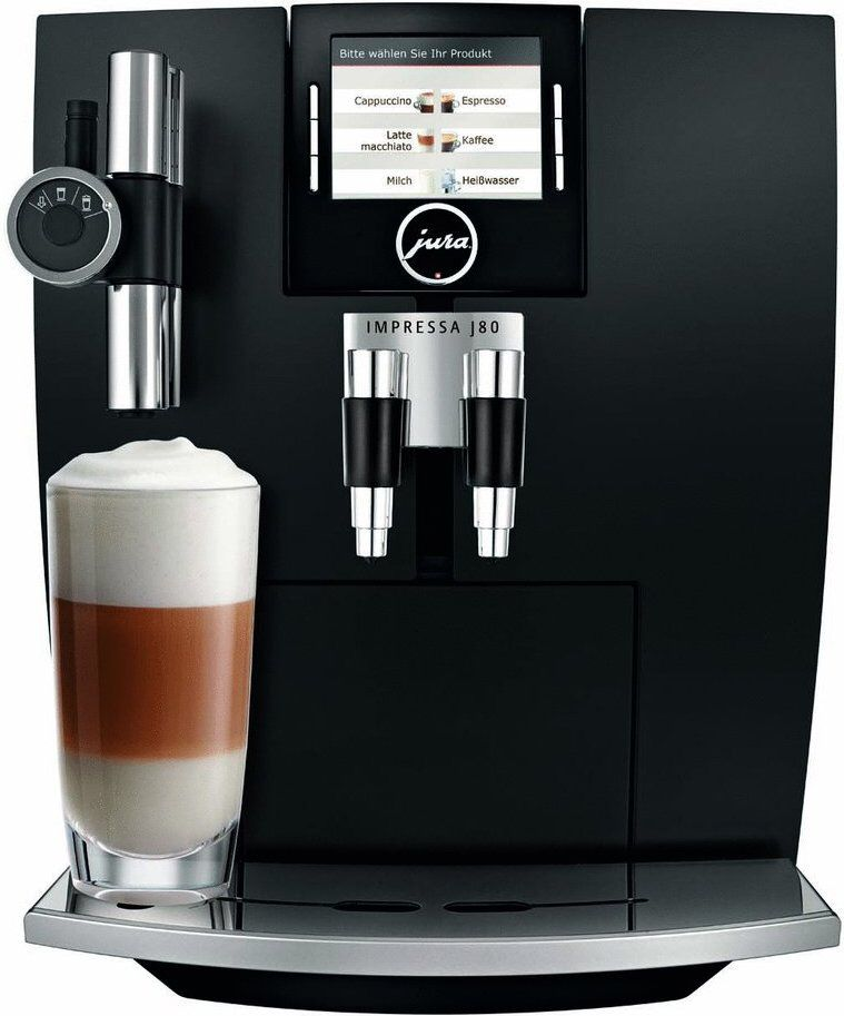 Kaffeevollautomat / Rotary Selection zur intuitiven