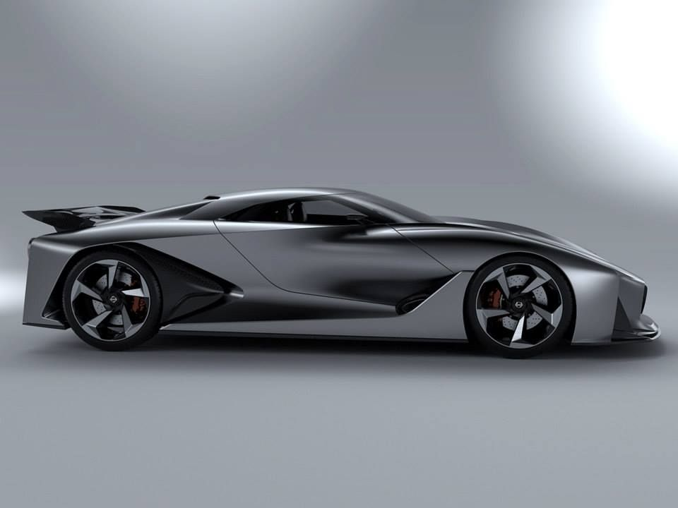 Nissan Concept 2020 Vision Gran Turismo Car Body Design Super Cars Concept Cars Nissan