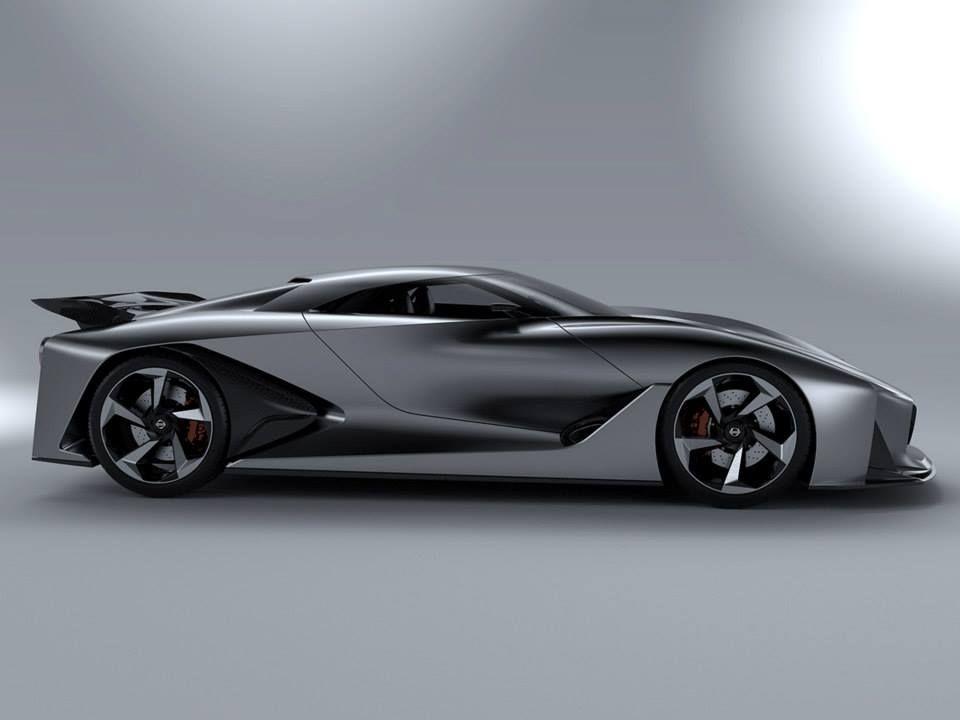 Nissan Concept 2020 Vision Gran Turismo Car Body Design Super Cars Concept Cars Nissan