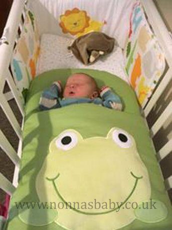 27aa9fa80c98 Theo is so cute! Sound asleep in his Googly Green Nap Mat. Mummy ...