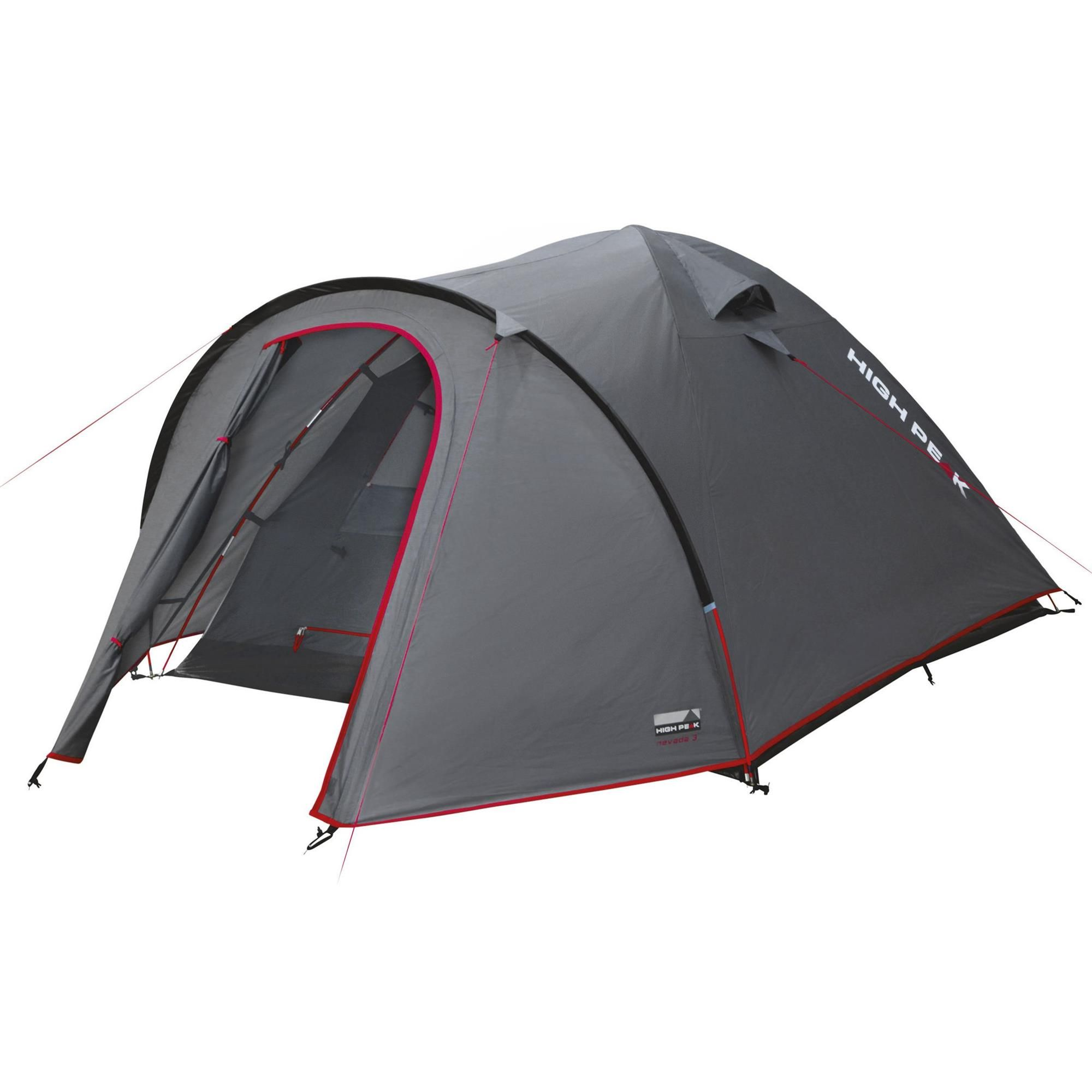 Xtend-Angebote High Peak Nevada 2 Canpingzelt grau: Category: Zelte > Campingzelte ohne Stehhöhe Item number: 20000336231 Price:…%#Outdoor%