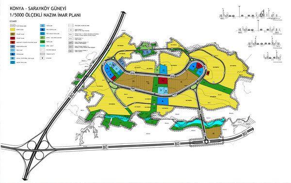 SARAYKÖY 1/5000 NAZIM İMAR PLANI: Planlama alanı, Konya-Isparta 1/25.000 Ölçekli Nazım İmar Planı'nda ''Kentsel Gelişme Alanı'' olarak düzenlenmiştir. Sarayköy yerleşmesi imar planı yapılırken temel yaklaşım, konut alanı ile konut alanlarında yaşayanların ihtiyaçlarını karşılamak üzere oluşturulan sosyal ve teknik altyapı alanlarının birbirleri ile tam uyumunun sağlanmasıdır. #lavaplanlama #konya #sarayköy #ulaşımplanlama #plan #planning