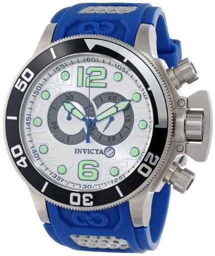 Invicta Men's 6913 Corduba Collection Interceptor Chronograph Blue Polyurethane Watch Invicta,http://www.amazon.com/dp/B004CT30CU/ref=cm_sw_r_pi_dp_jpfttb1EG3V01AZJ