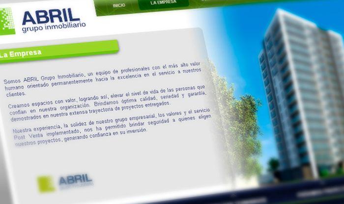OFICINA PRINCIPAL Enrique Palacios Nº 350 – Miraflores (alt. cdra. 3 Av. José Pardo) Teléfonos: (511) 241-3796 / (511) 445-7649 E-mail: ventas@abril.pe