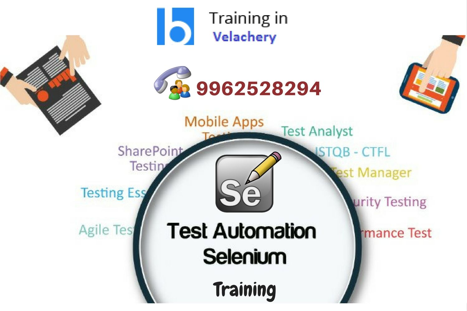 Looking for #Selenium #Training in #chennai, reach us ...