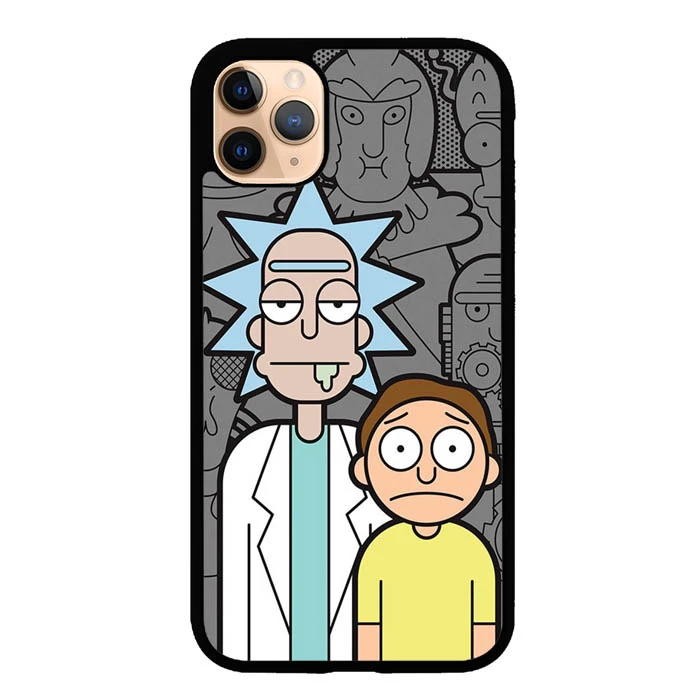 Rick And Morty Wallpaper P0656 iPhone 11 Pro Max Iphone