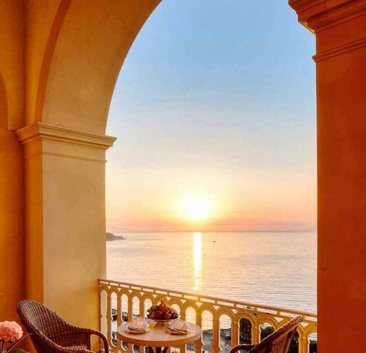 Dining By Sunrise Sunset Bucket List In 2019 Italy