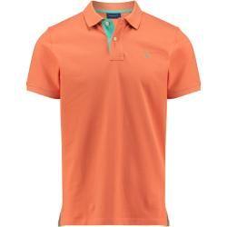 Lacoste Sport Herren Poloshirt Kurzarm, weiss / grün, Gr. L LacosteLacoste