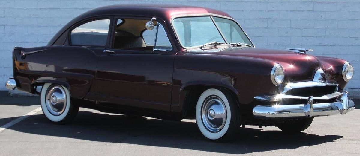 1953 Kaiser Henry-J Corsair Deluxe ~ This car sold new for ...