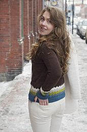 Ravelry: Kaarina Pullover pattern by Isabell Kraemer