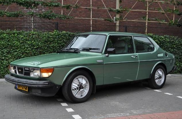 Sharp High Miler: 1979 Saab 99 Turbo
