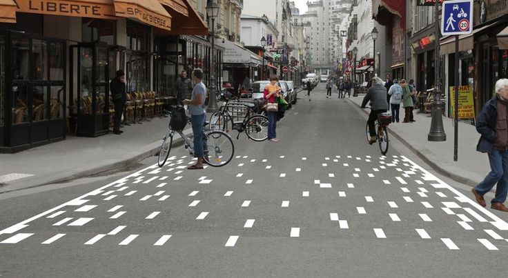 shared space blind people - Buscar con Google