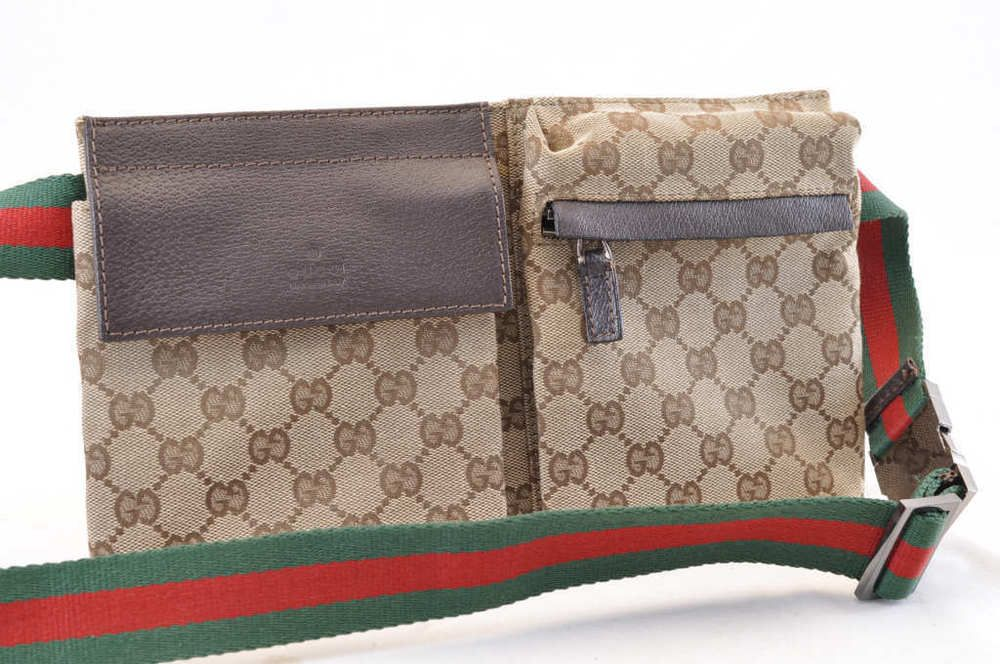 010139fe2375 Authentic Gucci Fanny Pack / Belt Bag/ Crossover Handbag #fashion #clothing  #shoes